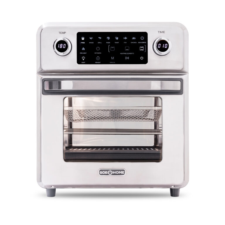 Produktfoto freigestellt Ofen frontal geschlossen