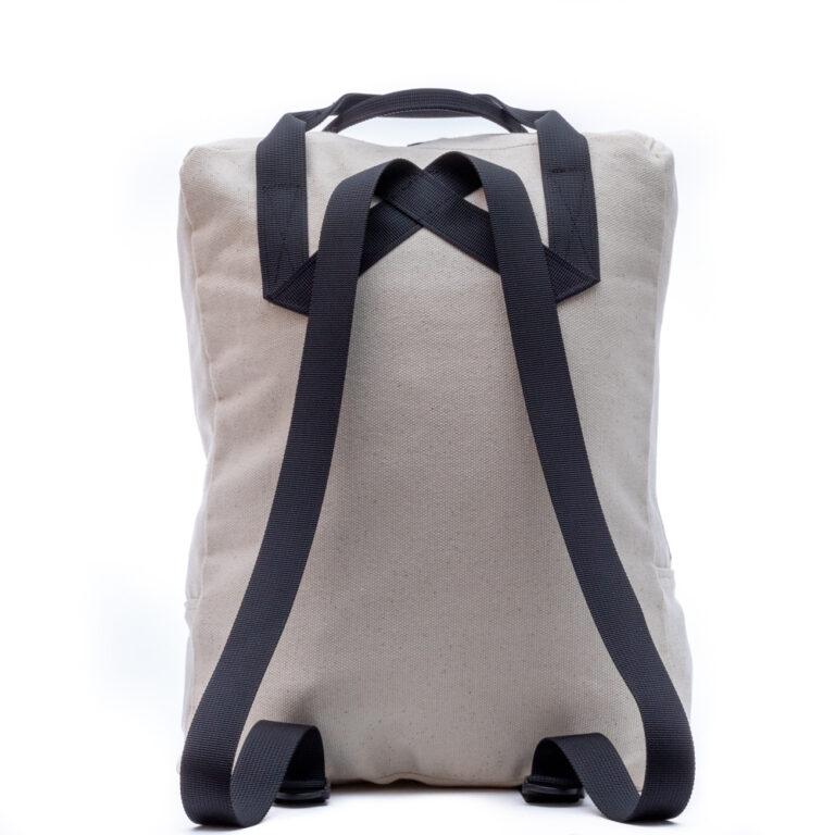 Produktfoto Rucksack freigestellt hinten